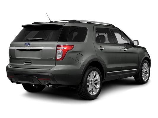 2014 Ford Explorer Sport For Sale >> 2014 Ford Explorer 4wd 4dr Xlt