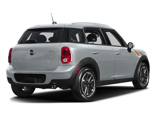Used 2016 Mini Countryman All4 For Sale Madison Wi Sun Prairie