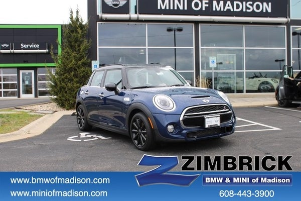 Used 2016 Mini Hardtop 4 Door For Sale Madison Wi Sun Prairie P02291